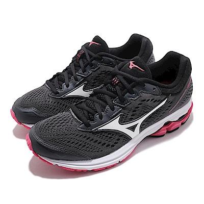 Mizuno 慢跑鞋 Wave Rider 22 運動 女鞋