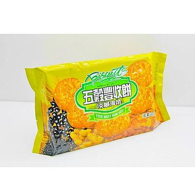 厚毅 五穀豐收餅-淡鹽海菜(320g)