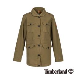 Timberland 男款綠黑色地球守護者經典戶外