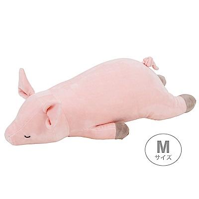 NEMU NEMU 粉紅豬中抱枕