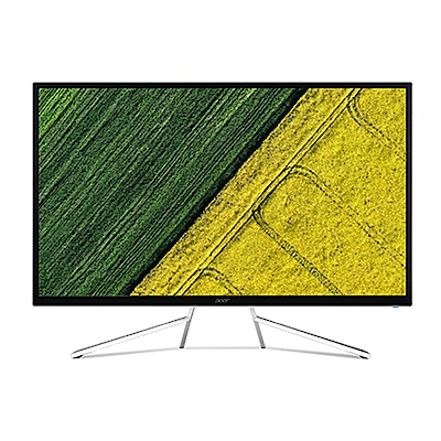 (福利品) Acer ET322QK 32型 4K VA窄邊框電腦螢幕