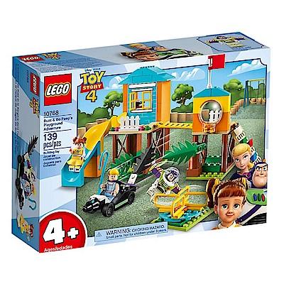 樂高LEGO Junior系列 - LT10768 Buzz & Bo Peep's Pl