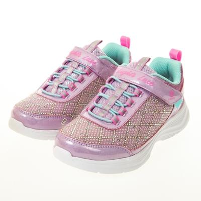 SKECHERS 女童系列 GLIMMER KICKS 燈鞋 - 20336LLVAQ
