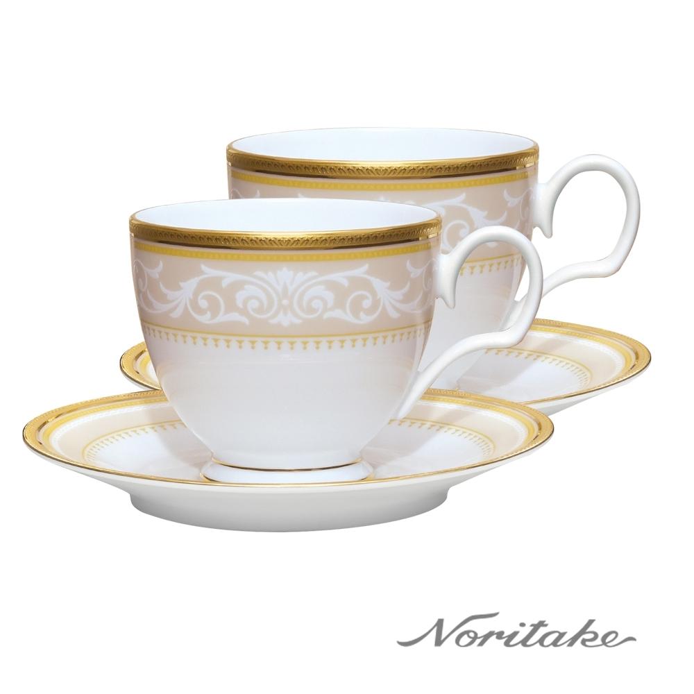 【Noritake】皇家花園咖啡對杯