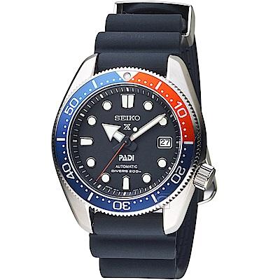 SEIKO精工PROSPEX PADI專業200M潛水機械腕錶(SPB087J1)