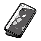 iPhone 7/8 360度全包 磁吸雙面鋼化玻璃 手機殼