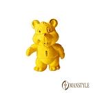MANSTYLE 極迷你生肖鼠 黃金擺飾-擺件 (約0.10錢)