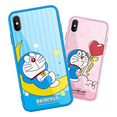 iStyle iPhoneX/XS 5.8 吋 哆啦A夢鏡面手機殼 @ Y!購物