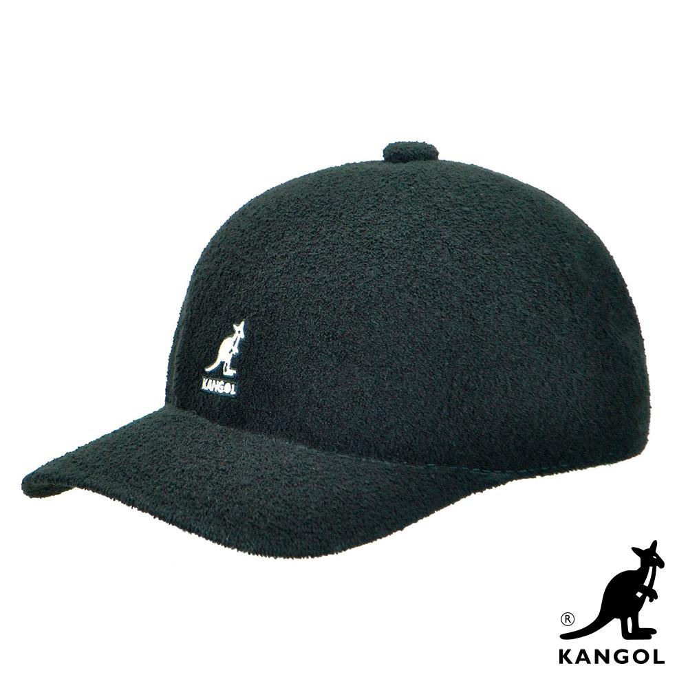 KANGOL-BERMUDA 棒球帽-黑色