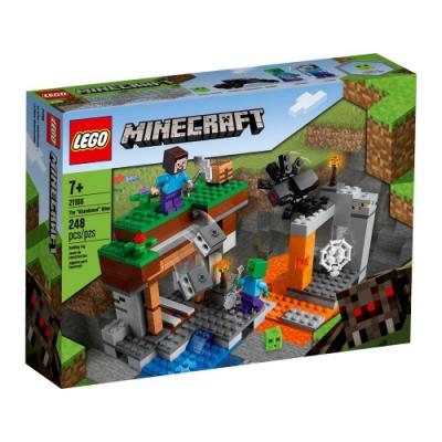 樂高LEGO Minecraft系列 - LT21166 廢棄礦場