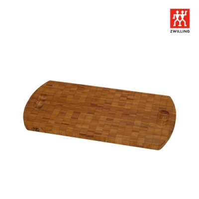 [限時77折] 德國雙人 ZWILLING Twin竹製砧板40x20x3cm