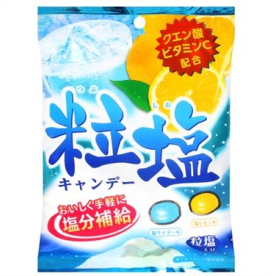 扇雀飴 粒鹽蘇打風味&檸檬風味糖(67g)