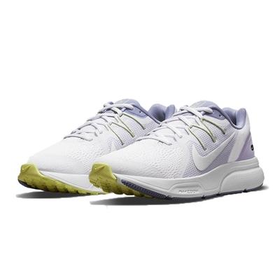 NIKE 耐吉 慢跑鞋 運動鞋 緩震 女鞋 白紫 DM7231-511 Zoom Span 3