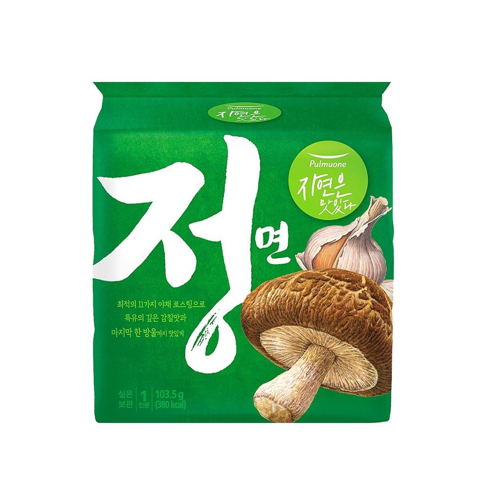 (活動) 韓味不二【正】圃美多 蔬菜湯麵 (102.8g*4包/袋)