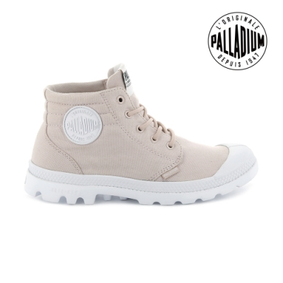 PALLADIUM BLANC LITE LOW CUFF輕量低筒靴-女-淡粉