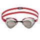 美國TYR 成人用競速電鍍泳鏡 Falcon Metallised Red product thumbnail 2