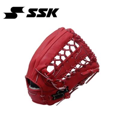 SSK  BLACK SERIES 棒球手套(黑標)   日本紅  DWG5620-20I