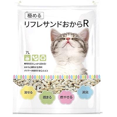 日本YOYO》天然環保豆腐砂7L*4包