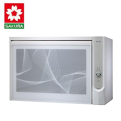 櫻花牌 Q600C 三段全自動烘乾小套房用臭氧型懸掛式60cm烘碗機(不含安裝)