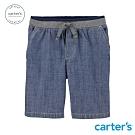 carter's台灣總代理 單寧鬆緊短褲(5-8)
