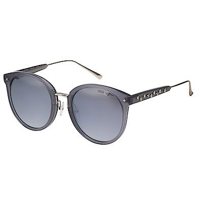 VEDI VERO 水銀面 太陽眼鏡 (透明灰色)VE807