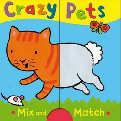 Crazy Pets 瘋狂寵物動物變裝