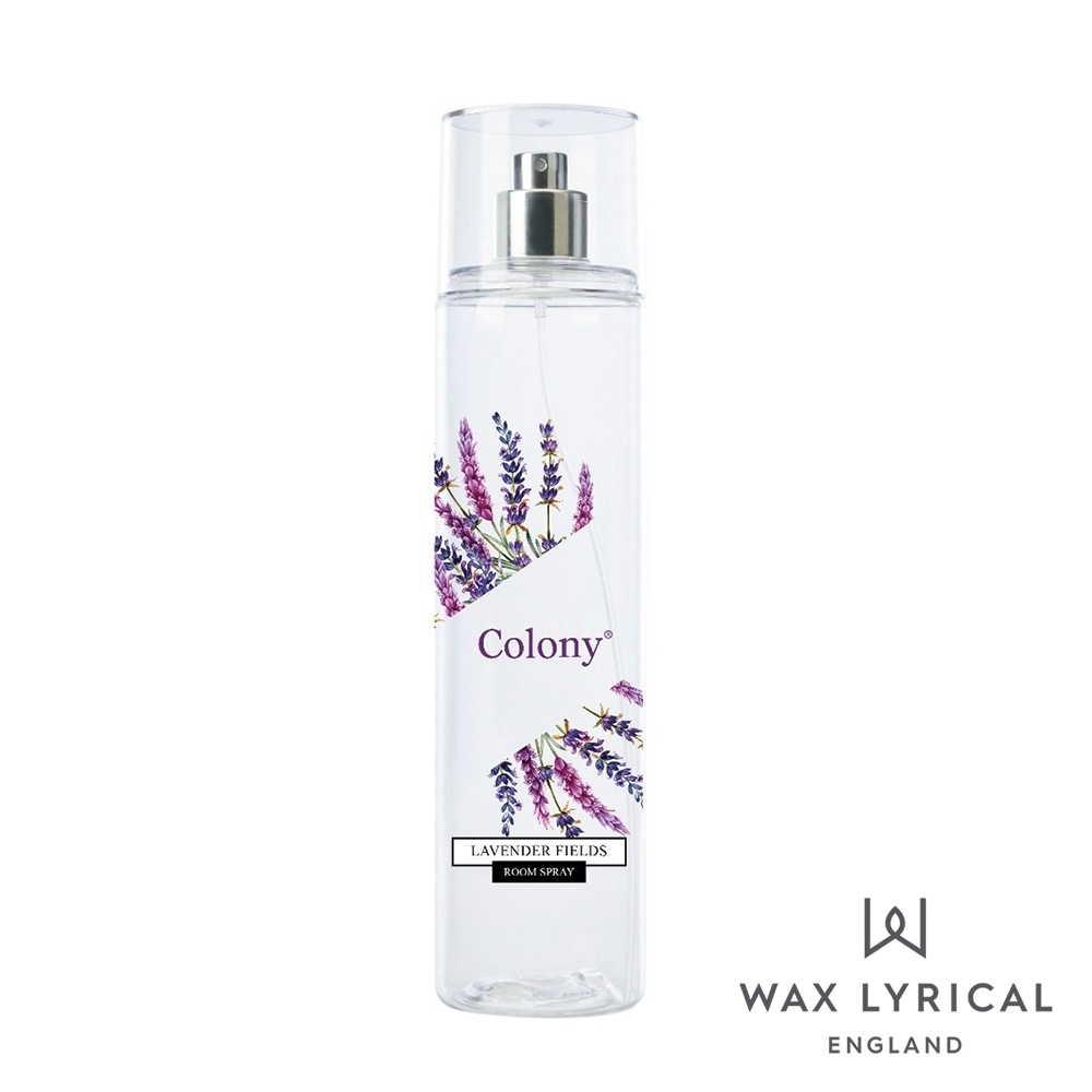 英國 Wax Lyrical 自然生活系列室內噴霧 薰衣草 Lavender Fields 235ml