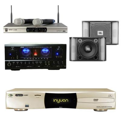 音圓 N2A+SUGAR A-500+JBL RM-8+MI-888(伴唱機 4TB+卡拉OK套組)