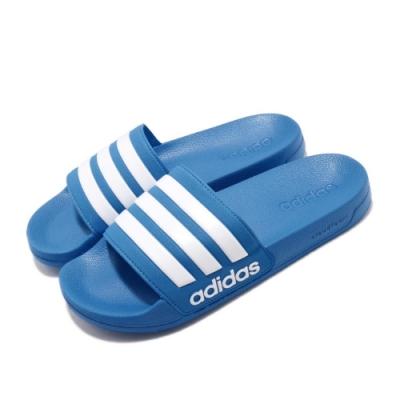 adidas 拖鞋 Adilette Shower 夏日 男鞋