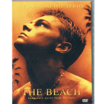 海灘 The Beach  DVD