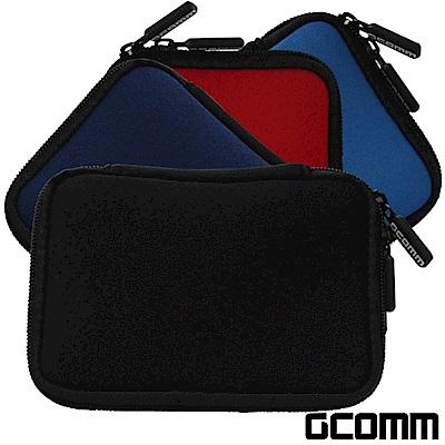 GCOMM 行動電源 隨身硬碟 增厚保護收納包