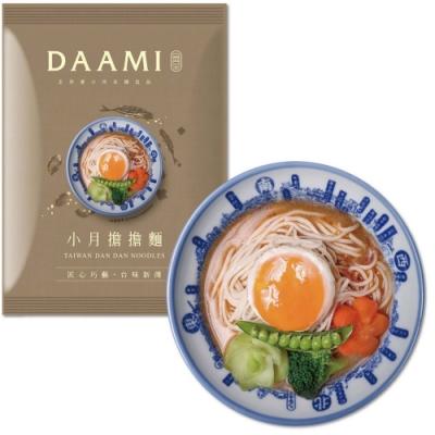 度小月DAAMI-乾拌麵系列台灣擔擔麵(湯)150g