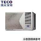 TECO東元 8-10坪變頻右吹窗型冷氣MW63ICR-HS