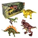 凡太奇 仿真恐龍模型套裝禮盒 3306-13 - 速