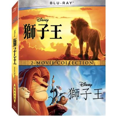 獅子王 動畫 & 真人 雙版本合集 藍光 BD