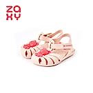 ZAXY GUMMY BEAR BABY系列娃娃鞋(寶寶款)-米膚