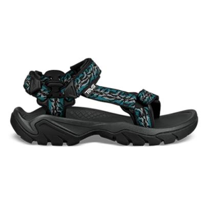 TEVA Terra Fi 5 Universal 女 經典水陸健行涼鞋 湖水藍