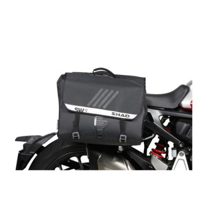 SHAD SW42 新款式 防水包 馬鞍包 側邊包