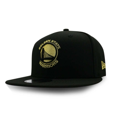 New Era 950 NBA Xsidetrophy棒球帽 勇士隊