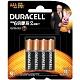 Duracell金頂鹼性電池 4號AAA(4入) product thumbnail 1