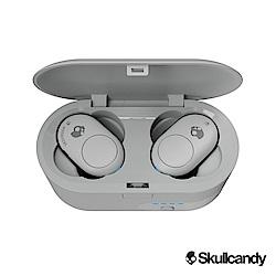 Skullcandy 骷髏糖 Push 真無線藍牙耳機-淺灰色(公司貨)