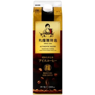 丸福 丸福傳承咖啡-香醇(1000ml)