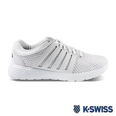 K-SWISS Motivate休閒運動鞋-男-白