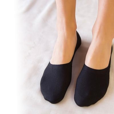 TengYue-加大超值純棉防滑隱形襪-10雙組