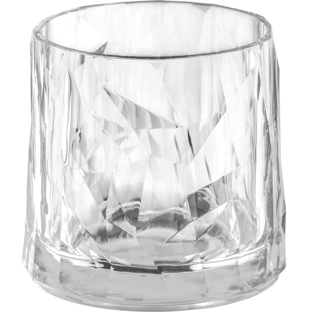 《KOZIOL》晶透防摔威士忌杯(透250ml)
