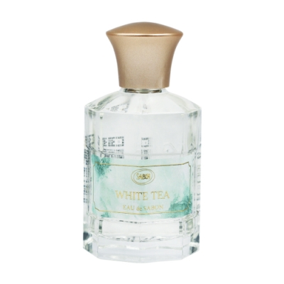 SABON 宣言系列香水-白茶80ml 附紙袋(台灣專櫃貨)