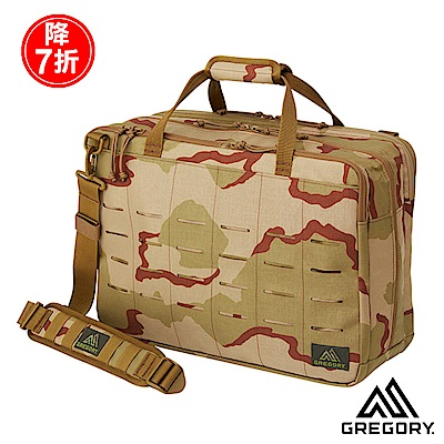 Gregory 30L MARSHAL 3WAY肩背三用包 三日迷彩