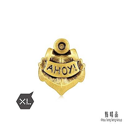 點睛品 Charme Tattoo XL系列 羈絆 黃金轉運珠