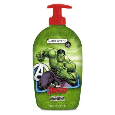 義大利進口 Avengers 沐浴露-Hulk(500ml)