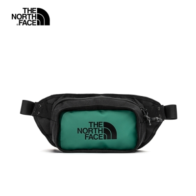 The North Face 男女 經典ICON休閒腰包 綠-NF0A3KZXS9W